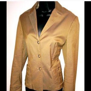 BCBGMaxazria Camel Jacket